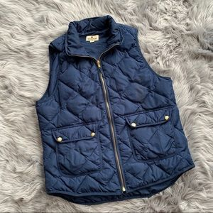 Woolrich Feather Down Vest
